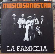 LA FAMIGLIA MUSICOSANOSTRA FRENCH SP JCR 1978