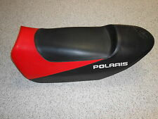 2005-2006 POLARIS FUSION SNOWMOBILE SEAT RED & BLACK Inventory C5