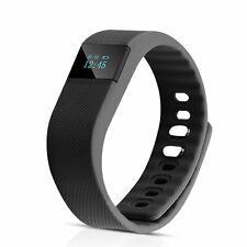 Bluetooth 4.0 Smart Watch Wristband Health Bracelet Sport Sleep Fitness Tracker