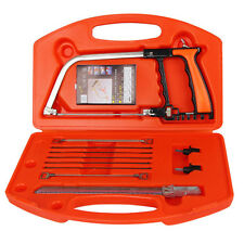 11 in 1 Magic Saw Hand DIY Saw Multi functional Kit Wood Glass Cutting w/Case