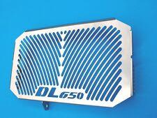 Suzuki DL 650 V-Strom V Strom 650 protezione radiatore Logo