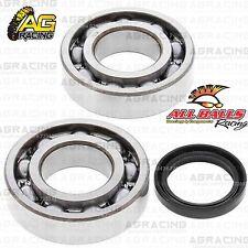 All Balls Crank Shaft Mains Bearings & Seals For Kawasaki KXF 250 2008 Motocross