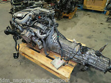 JDM Nissan Skyline RB25DET NEO Engine 5 Speed 4WD Manual Transmission Gearbox