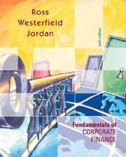 Fundamentals of Corporate Finance Standard Edition wStudent CD ROM + P-ExLibrary