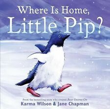 Where Is Home, Little Pip?-ExLibrary