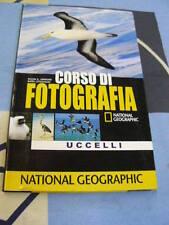 Corso di fotografia National Geographic Uccelli