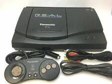 Panasonic 3DO Real FZ-10 Console System Japan No Box
