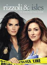 Rizzoli & Isles: The Complete Seventh & Final Season 7 DVD New - 1 Day Handling