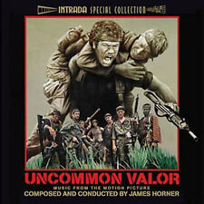 UNCOMMON VALOR James Horner CD LIMITED