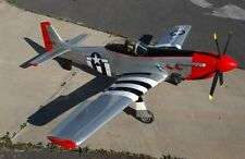 "P-51 MUSTANG WWII 86"" GIANT SCALE AIRPLANE"