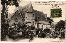 CPA  Rochecorbon(I.-et-L.)   - Moulin de Touvoie ou se trouve la Source (227103)
