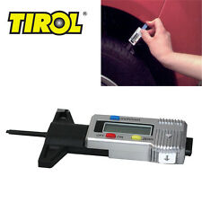 Car Tyre Tread Depth Gauge Tire Brake Wear Measuring Check Digital LCD display