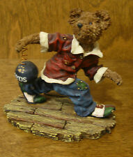 Boyds Bearstone #228358 Strike McSpare, 2nd Edition MIB Bowling from Retail Shop