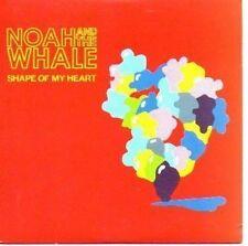 (136A) Noah & The Whale, Shape of My Heart - DJ CD