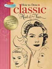 How to Draw Classic Heads & Faces: Step-by-step Art Instruction with a...