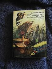 THE MASTER KEY An Electrical Fairy Tale by L Frank Baum (Wizard of OZ) NEW