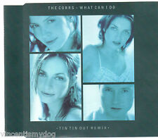 THE CORRS - WHAT CAN I DO (3 track CD single)