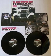"Massive ""Full Throttle"" Gatefold 2x12"" Black Vinyl - NEW & SEALED"