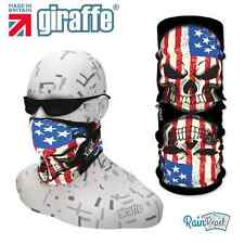 G320 USA Flag Balaclava Bandana Face Mask Neck Tube Scarf Snood Warmer headgear