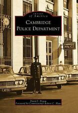 Cambridge Police Department (Images of America) by Degou, David J.