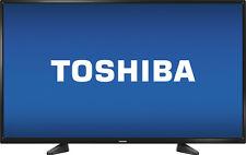 """Toshiba - 50"""" Class (49.5"""" Diag.) - LED - 1080p - HDTV - Black"""