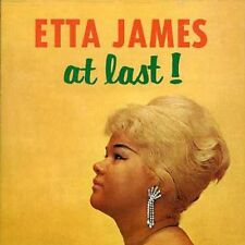 At Last - Etta James (1999, CD NEUF) Remastered