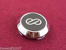 Enkei Wheels Chrome Custom Wheel Center Cap # CAP89B (1)