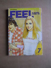FEEL 100% - manga Lau Wan Kit Vol.7 edizione Jade Comics   [G371E]