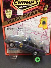 Road Champs 1:43 scale diecast 1997 Ford Mississippi Hwy. Patrol