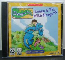 Dragon Tales: Learn & Fly With Dragons (Windows/Mac, 2004)