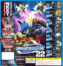 SD GUNDAM NEXT Part 22 Gashapon Full Set BANDAI Zaku Gouf