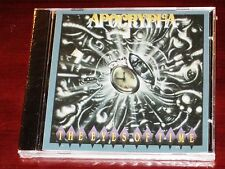 Apocrypha: The Eyes Of Time CD 1989 Shrapnel Unofficial Bootleg SH-1039CD NEW
