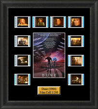 Dune (1984) Film Cell Memorabilia FilmCells Movie Cell Presentation