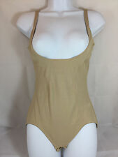 Flexees Firm Control Ultimate Instant Slimmer Open Bust Body Shaper L in Nude
