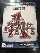 Warhammer 40,000 Start Collecting Skitarii Mechanicum