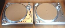 "2 X ION USB TURNTABLES - 12"" VINYL RECORDS DECKS PARTY 70S 80S 90S MOBILE DJ"