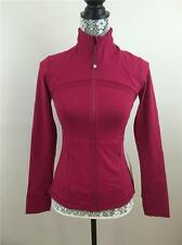 New Lululemon Define Jacket *Shine On berry rumble sz 4