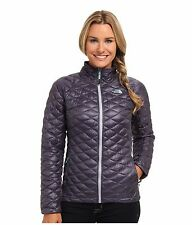 NEW! The North Face ThermoBall XS Jacket Coat Greystone Blue  #A168 Discontinued