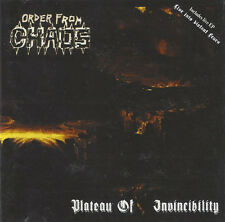 ORDER FROM CHAOS Plateau of Invincibility CD Angel Corpse Morbid Angel Deicide