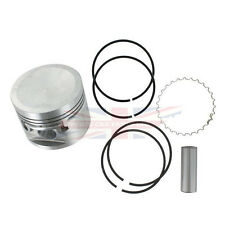 New Set of 4 Pistons Pins Rings for MGB 1972-1980 8.8-1 Comp Ratio + 030 Bore