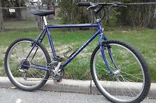 BIANCHI IBEX VINTAGE LUGGED FRAME 20.5 - MOUNTAIN BIKE GOOD WORKING CONDITION
