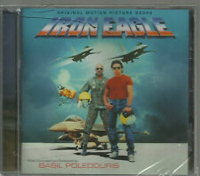 IRON EAGLE - BASIL POLEDOURIS 2008 VARESE SARABANDE LIMIT 3000 TOP RARE OOP OST