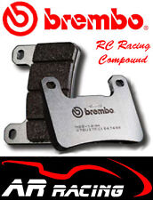 Brembo RC Racing Front Brake Pads To Fit Triumph 675 Daytona R 11-13
