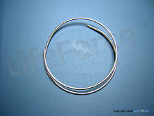 9999 Pure Silver Wire 10 Gauge  20 Inches  Certified 99.99% Pure