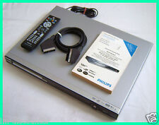 PHILIPS DVDR 3595h DIVX-Ultra DVD/HDD RECORDER * 250 GB = 300 ore * USB/FULL-HDMI/EPG