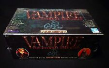 WOTC Vampire The Eternal Struggle  Booster Box Deckmaster White Wolf New 1995