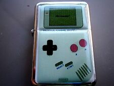 GAME BOY STAR BRAND LIGHTER GAMEBOY RETRO NINTENDO GAME & EXTRA ZIPPO FLINTS