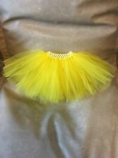 Children's Girl Tutu Skirt Yellow. Belle. Beauty And The Beast. Age 1 - 5 Years