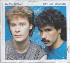 1 Cent CD: The Very Best of Daryl Hall & John Oates ECO (Slider Case) SEALED, LN