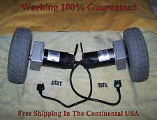 Invacare Pronto M41 (& Others) Motors/Gearboxes-1134124/1134125 W/3.00-4 Tires